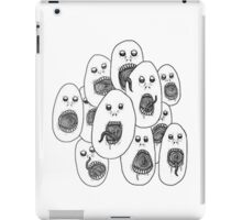 How are you? iPad Case/Skin