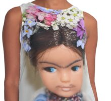 Frida's Dress Contrast Tank