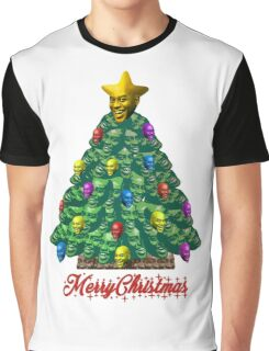 Merry Christmas Ainsley Graphic T-Shirt