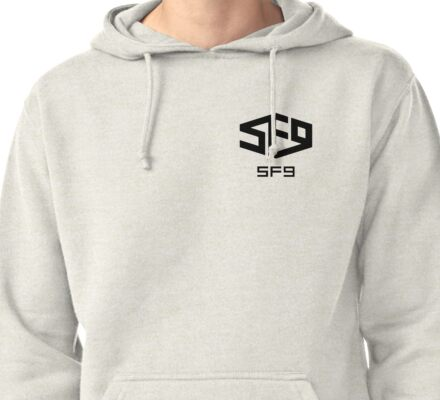 SF9 logo Pullover Hoodie
