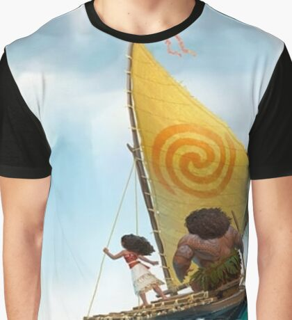 Into The Sea Graphic T-Shirt