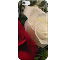 Two Roses in Remberance iPhone Case/Skin