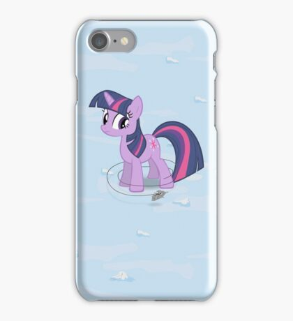 Bring that pony down! - color iPhone Case/Skin