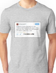 Lil B 'The BasedGod' Tweet Unisex T-Shirt