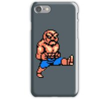 Abobo T-shirt iPhone Case/Skin