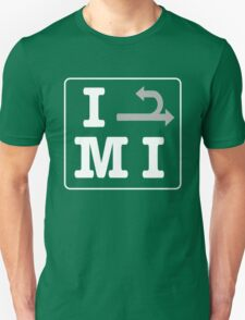 Michigan Left T-Shirt