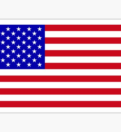 United States Flag Sticker