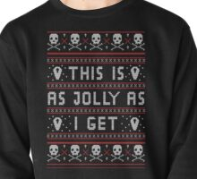 Emo Gothic Ugly Christmas Sweater Pullover