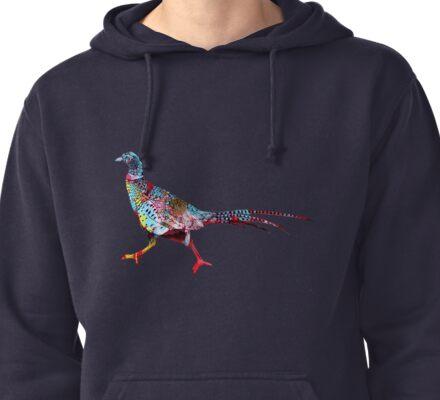 Pheasant Pullover Hoodie