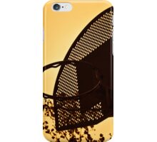 Basketball hoop iPhone Case/Skin