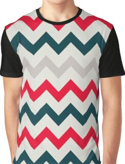 Chevron pattern. Pattern with zigzag Graphic T-Shirt