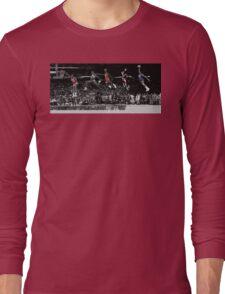 NBA oldskool dunks Long Sleeve T-Shirt