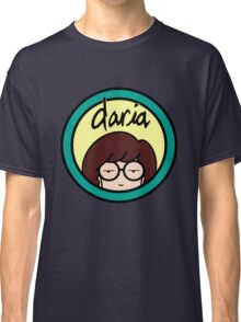 Daria Logo Classic T-Shirt