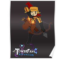 Towerfall Ascension - Turncloak Soldier Poster