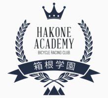 Hakone Gakuen Bicycle Racing Club Shirt by juricurlz