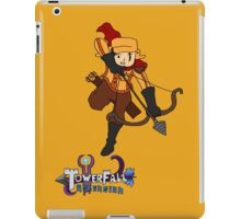 Towerfall Ascension - Turncloak Soldier iPad Case/Skin