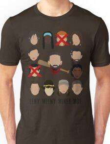 Negan - Eeny Many Moe Unisex T-Shirt