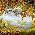 Dniester Autumn by Igor Zenin