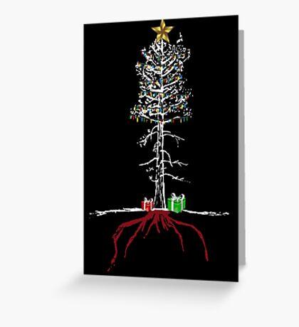 American Horror Story My Roanoke Nightmare Christmas Xmas Greeting Card