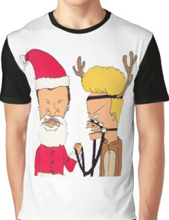 beavis & butthead cosplay Graphic T-Shirt