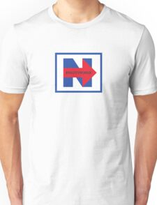 Nasty Woman - N Logo Unisex T-Shirt
