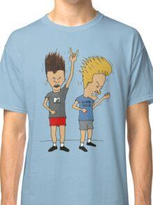 Beavis & Butthead headbang Classic T-Shirt