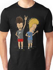 Beavis & Butthead headbang Unisex T-Shirt