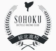 Sohoku Bicycle Racing Club by juricurlz