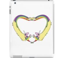 Heart Lady Rainicorn iPad Case/Skin
