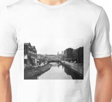 Lincoln in the 1980s - near the University Unisex T-Shirt