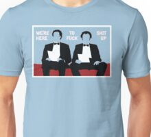 Brennan & Dale FK ST UP Unisex T-Shirt