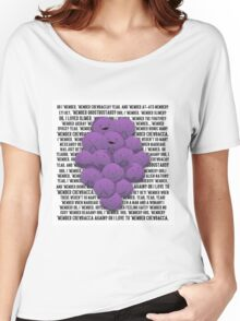 MEMBER BERRIES SOUTH PARK Women's Relaxed Fit T-Shirt