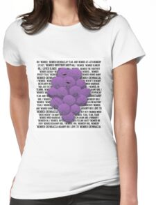 MEMBER BERRIES SOUTH PARK Womens Fitted T-Shirt