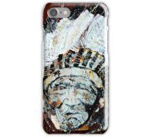 Old Warrior  iPhone Case/Skin