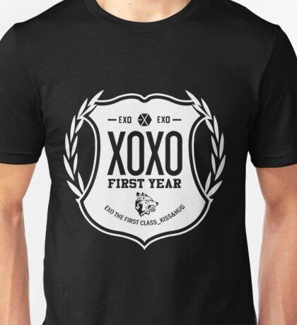 Exo XOXO First Year 2B Unisex T-Shirt