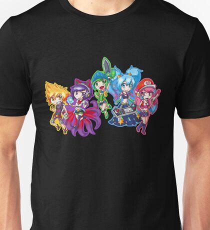 League of Legends - Arcade Skins Unisex T-Shirt