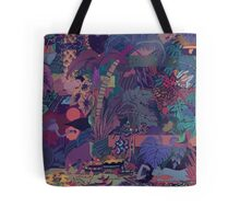 GLASS ANIMALS // ZABA Tote Bag