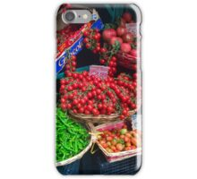 Tomatoes in Naples iPhone Case/Skin