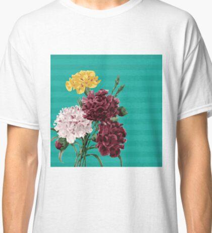 Peony Garden Classic T-Shirt