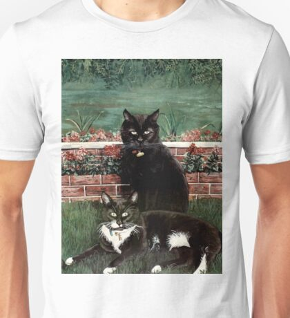 WINNIE & WINSTON Unisex T-Shirt