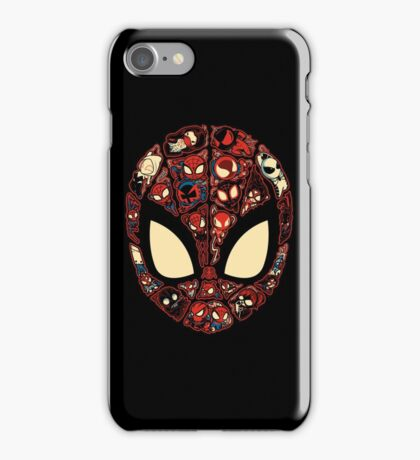 Marvelous Lil Spiders iPhone Case/Skin