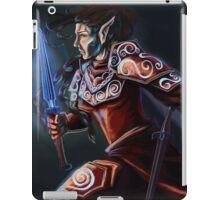 Elven Rogue iPad Case/Skin