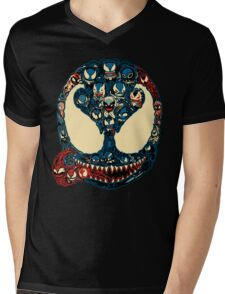 Marvelous Lil Symbiotes Mens V-Neck T-Shirt