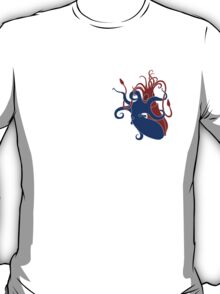 My Heart is an Angry Cephalopod T-Shirt