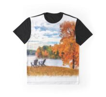 Come Sit For A While Graphic T-Shirt