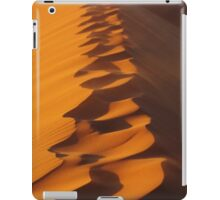Walking On The Sand Dune iPad Case/Skin