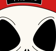 Twenty One Pilots Beanie Skull Sticker