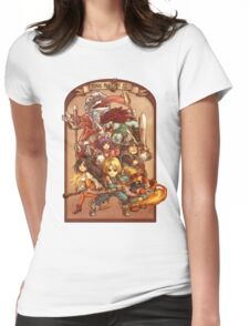 FFIX - Tribute Womens Fitted T-Shirt