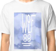 EXO Wolf88 Sky Print Classic T-Shirt