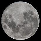 Super Moon by Graeme Bayley